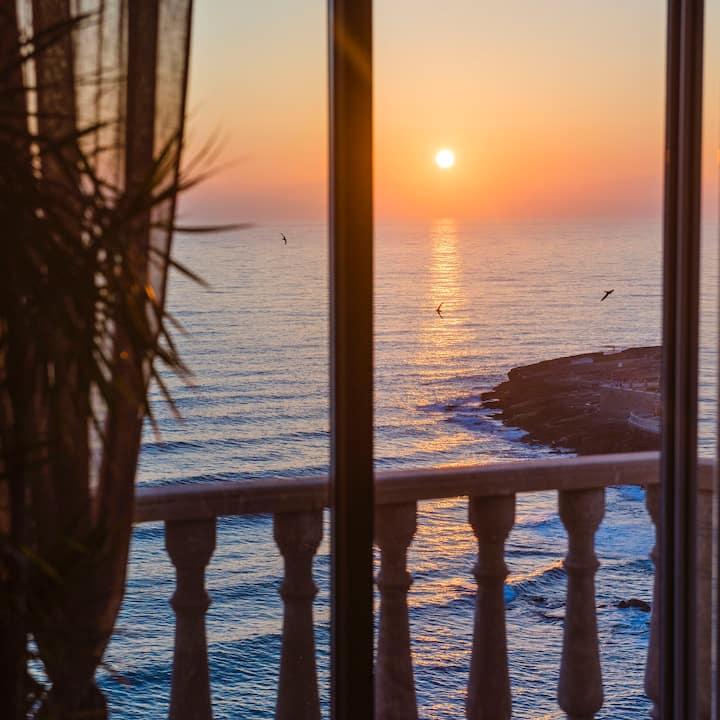 Laneez Ericeira SurfHouse - Sea View Rooms