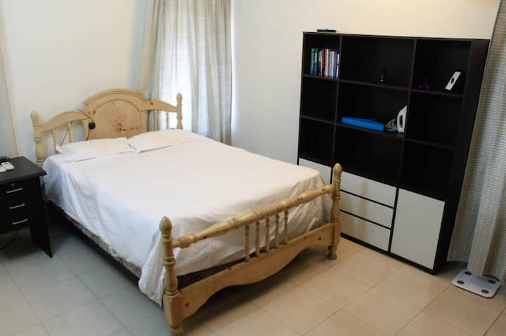 Airy Room w/ attached bath @ Defence Colony