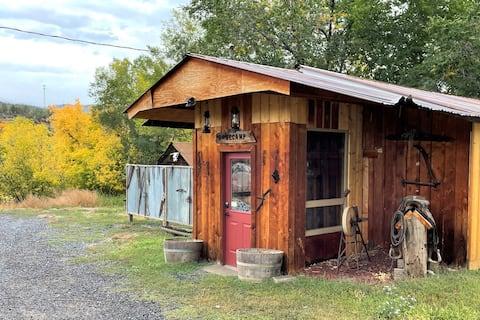 """""""BaseCamp"""" --  Remodeled cottage in Collbran"""
