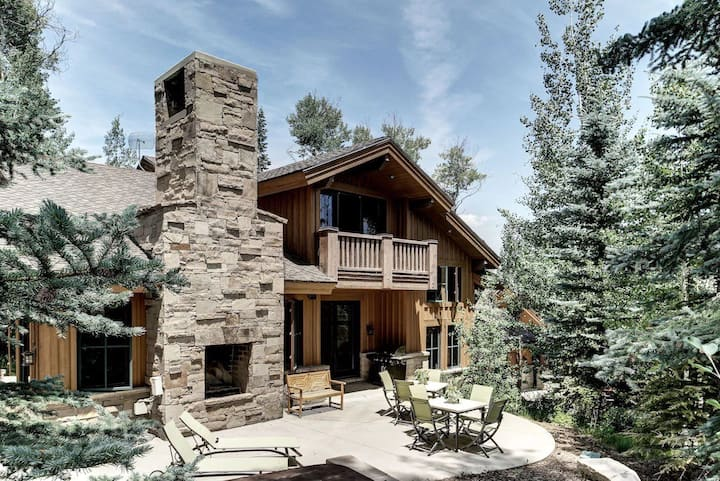 Park City Ski-In/Ski-Out Luxury Villa
