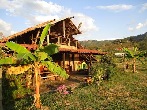 Hacienda San Fernando, peace, perfect rest