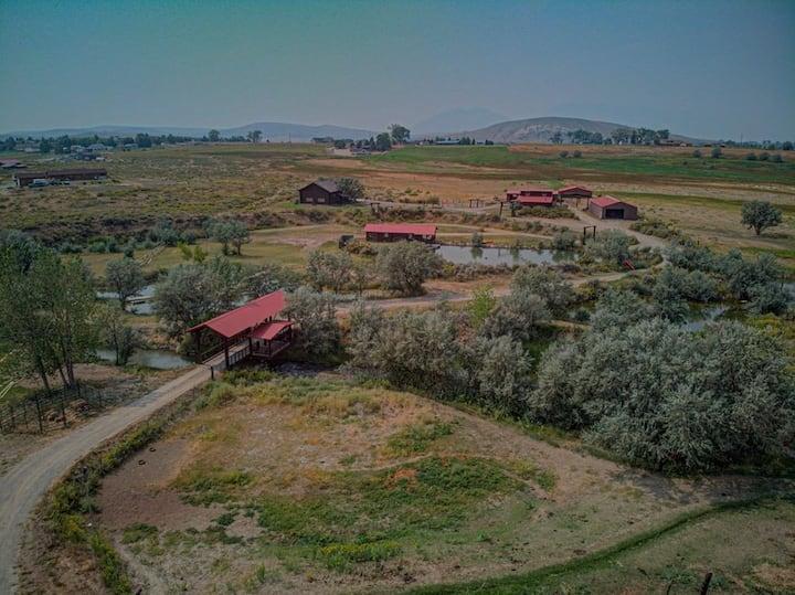 Almosta Ranch - On Sage Creek