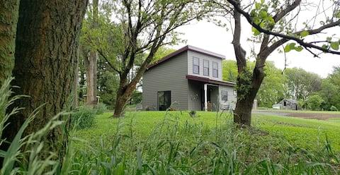 Mrs. Pfanny's Garden Cottage