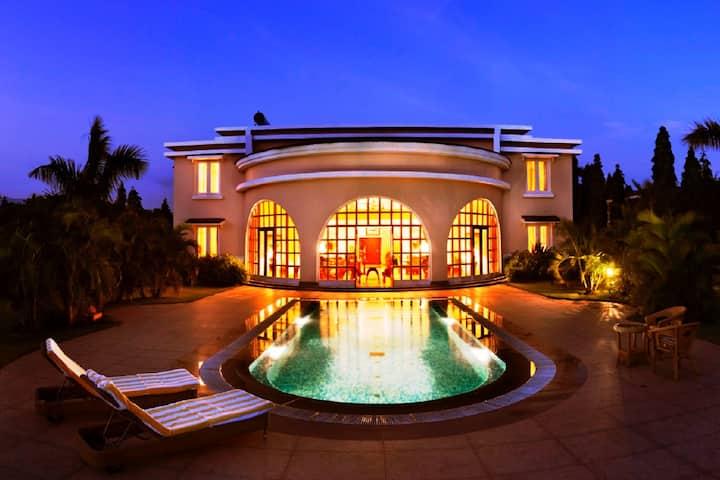 Luxurious Private Villas @ Lalit Golf & Spa Resort