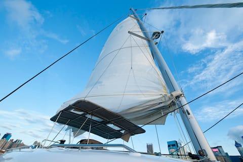 Luxurious Lagoon Catamaran - Whole Boat