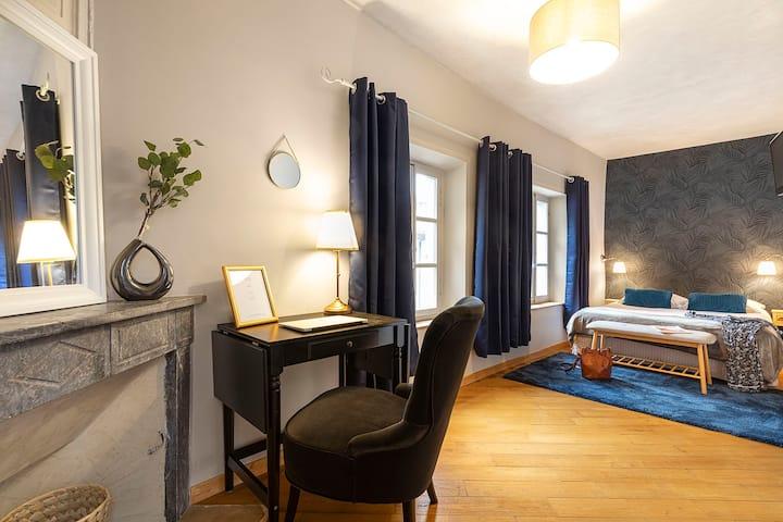 Suite Chambéry en duplex avec services hôteliers