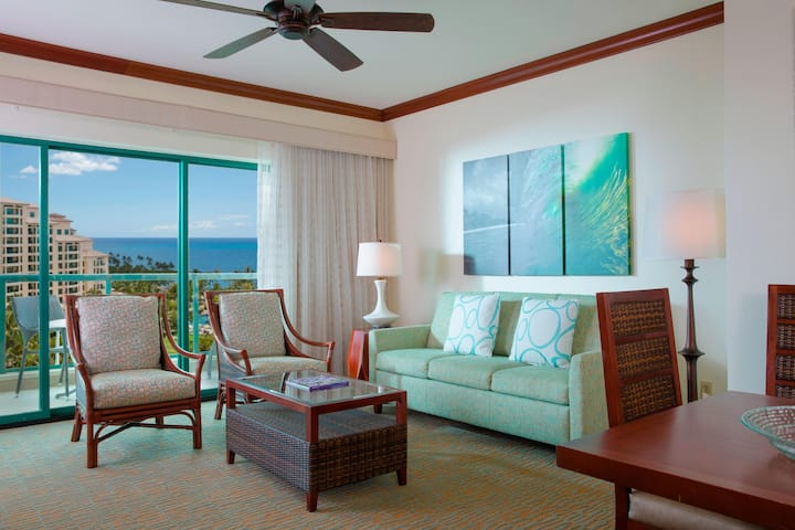 Marriott Ko Olina Beach Club 2BR/2BA Oceanview
