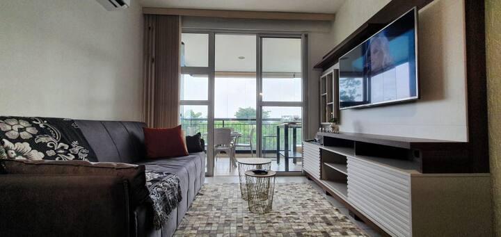 Apartamento novo no Barra Family Resort