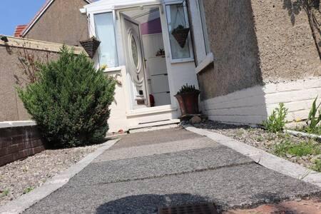 Porch Entrance Raised  Step