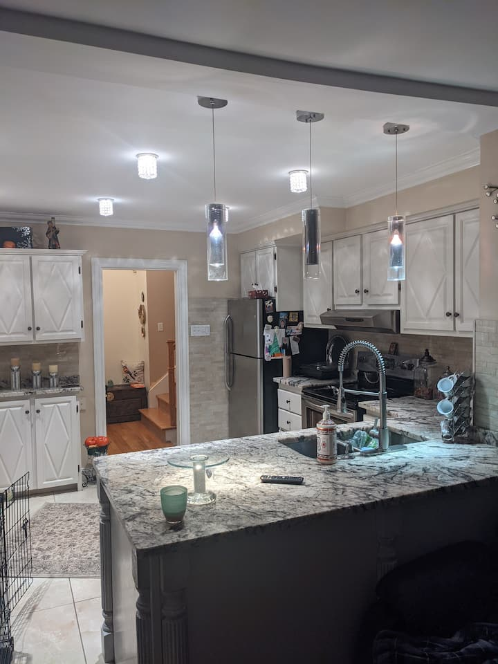 Complete home in Laval
