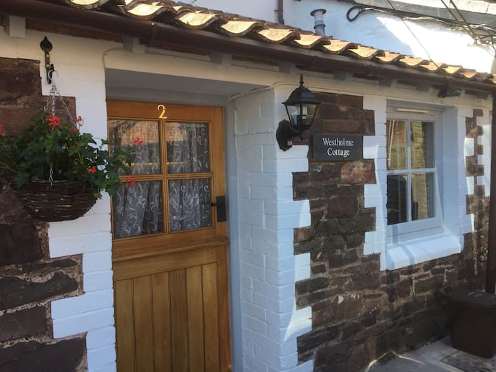Charming Exmoor Cottage
