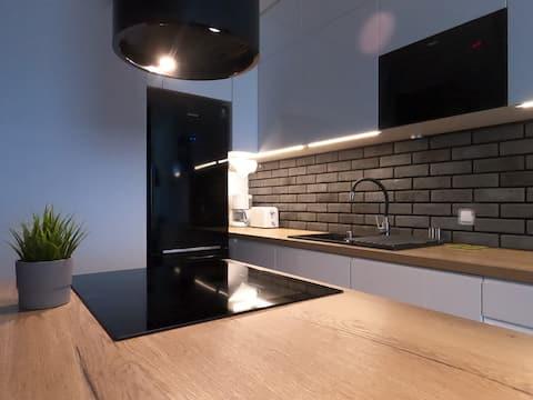 Apartment 2-Rooms-Garage-TV-Wifi