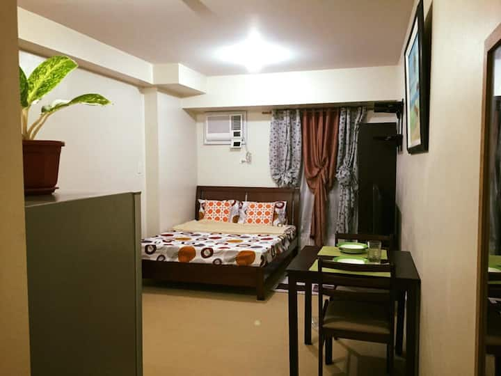 Comfortable Studio in buzzling Cebu IT Park