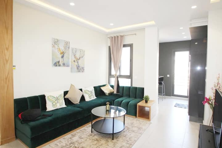Shiny&Modern New appart in the heart of Casablanca