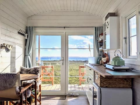 BUNK 14 - Circuswagen/Tiny House by the Sea