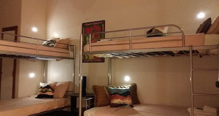 Cozy Bottom Bunk in a Shared Room for Women #6