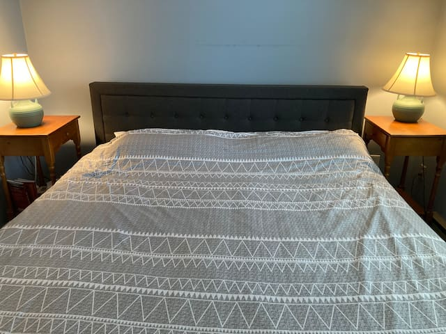 Primary Bedroom-King Bed