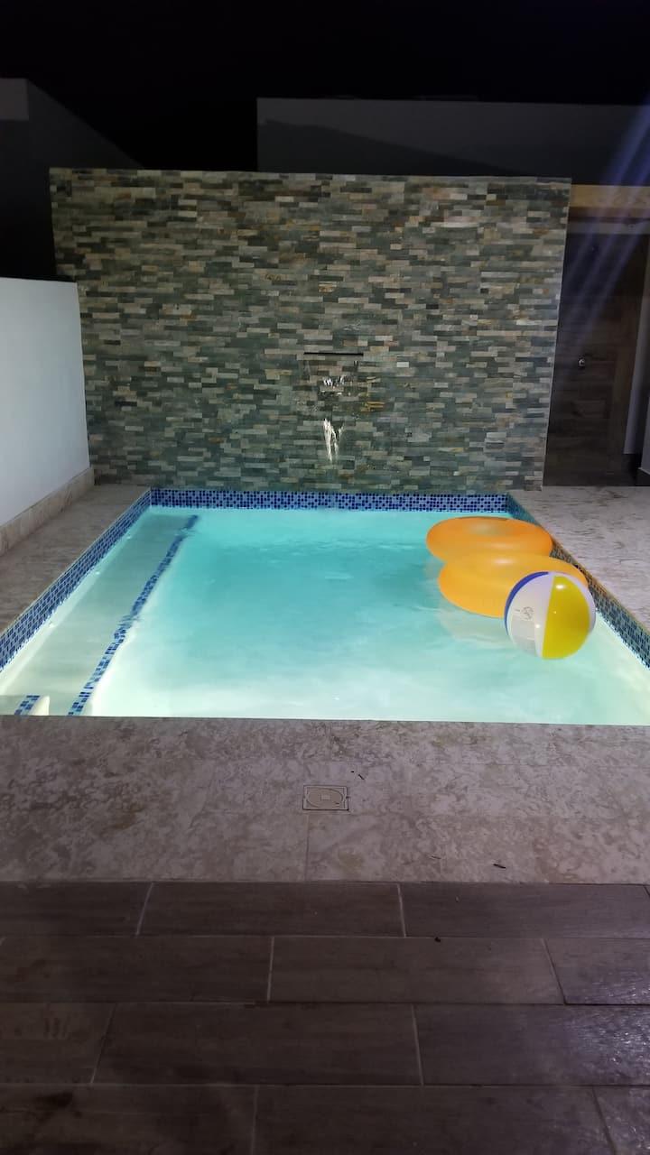 Villa Vacacional con Piscina Privada  Punta Cana
