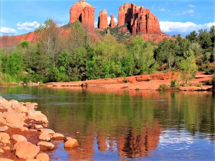 1 Bedrm Red Canyons of Sedona, AZ for Spring Break