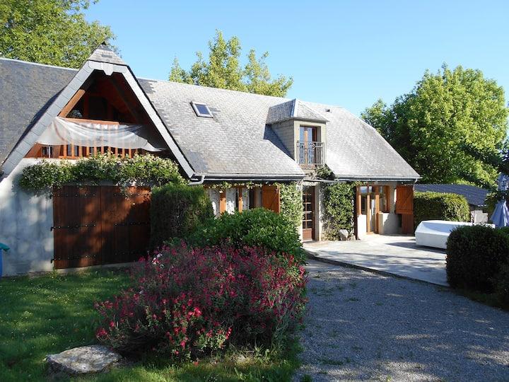 Gîte le Pic du Midi (Bagnères de Bigorre) 4 à 6 p