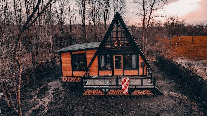 Pentalow Jakuzili Müstakil Luxury Cabin