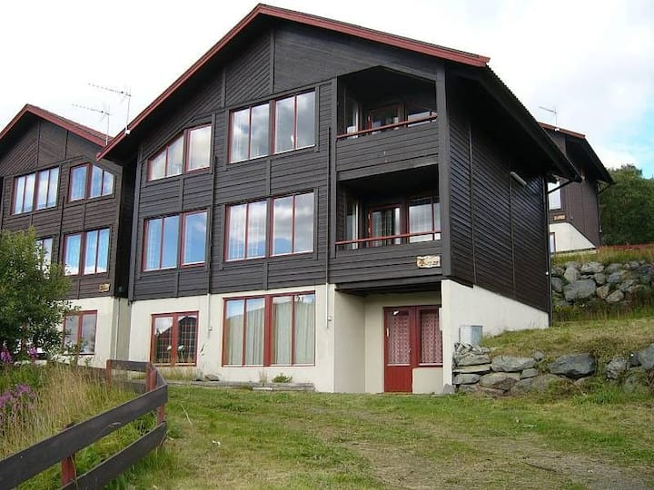 Fantastic 6 bed apartment in Oppdal-Ski in/Ski out