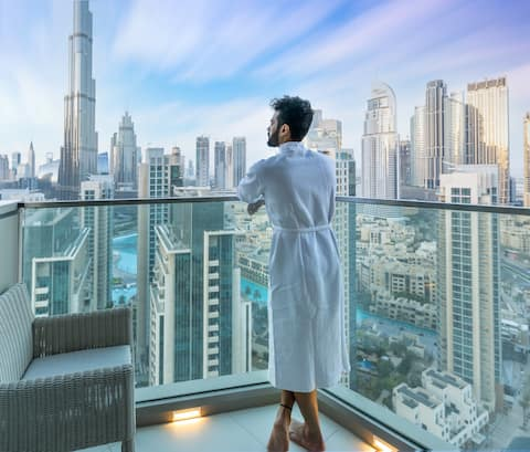 XANADUBAI Apartment with Burj Khalifa View