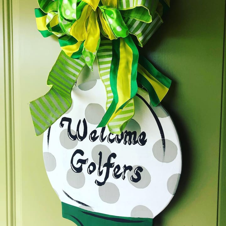 Masters Week-Home Away from Home