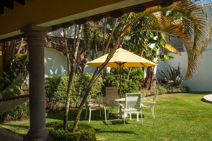 Hermosa Residencia en Cuernavaca