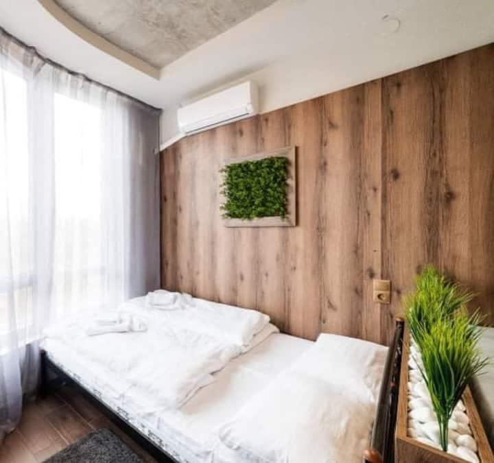 (01) Нові смарт-квартири з парком та набережною!