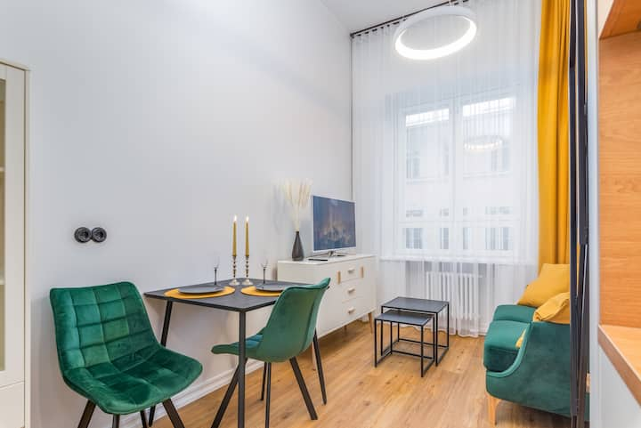 Luxurious Duo Loft in the center of Tartu