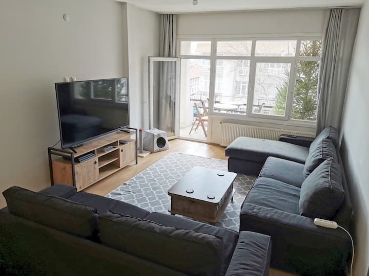 Very cosy, sunny, peaceful apartment