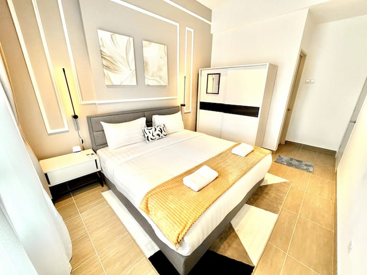 Troika Residence by ck Suites , 4pax