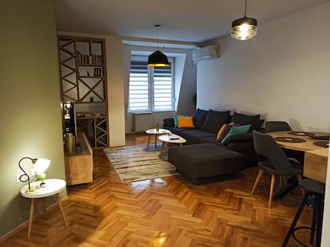 Beautiful apartment minutes from city center