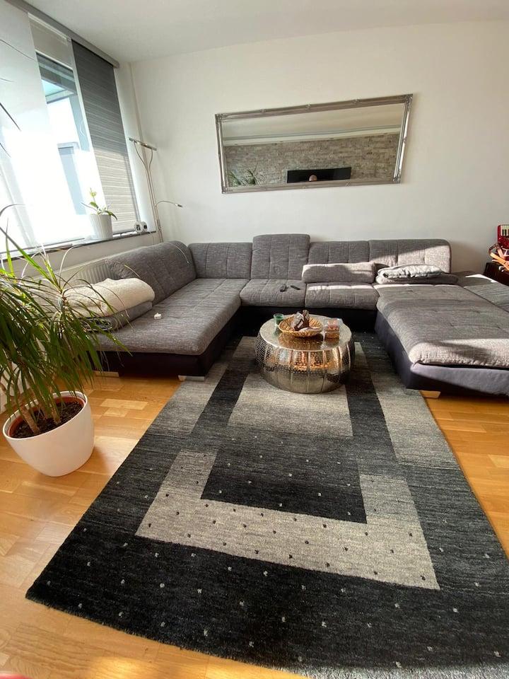 höchst modernes Traunsteinblick Apartment