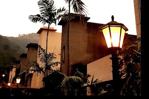 PLUSH, hill- top VILLA,  Lonavala, Kajrat, Mumbai