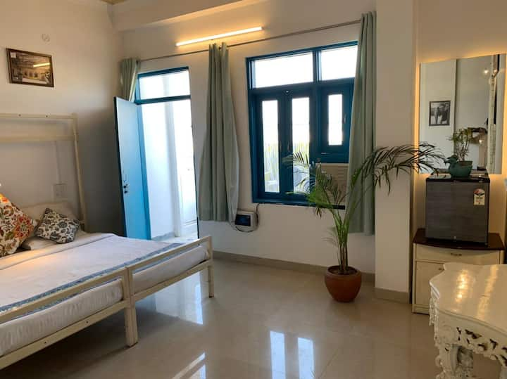 Superior Room with Balcony cum Terrace