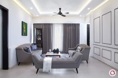 LUXURY PENTHOUSE WITH 4 BEDROOM AND PARTY AREA