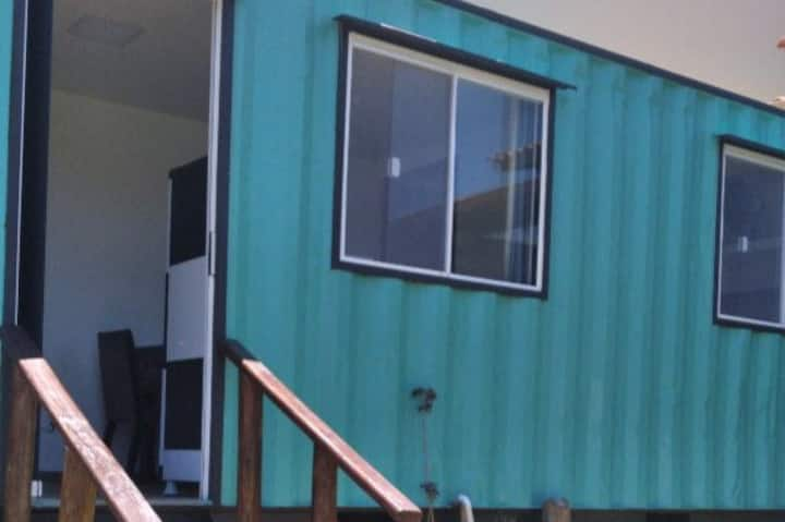 Apartamento container