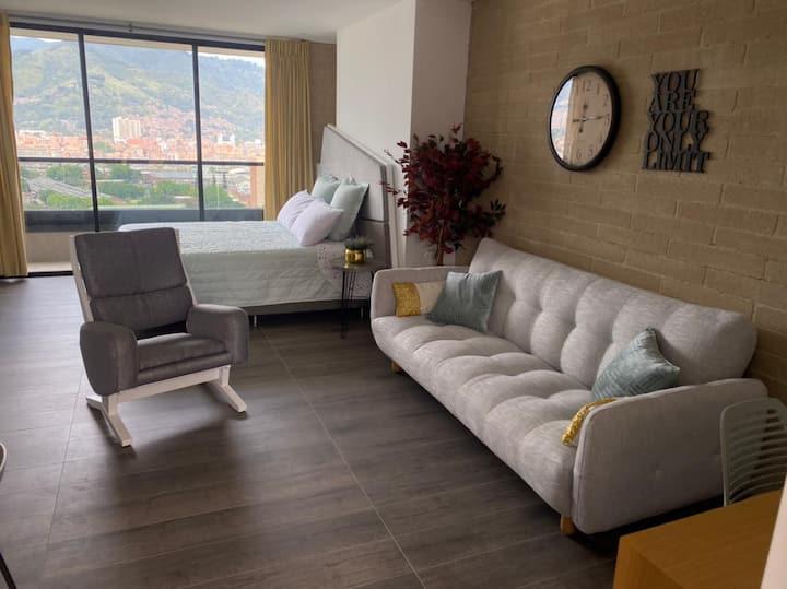 Increíble LOFT al Sur de Medellin