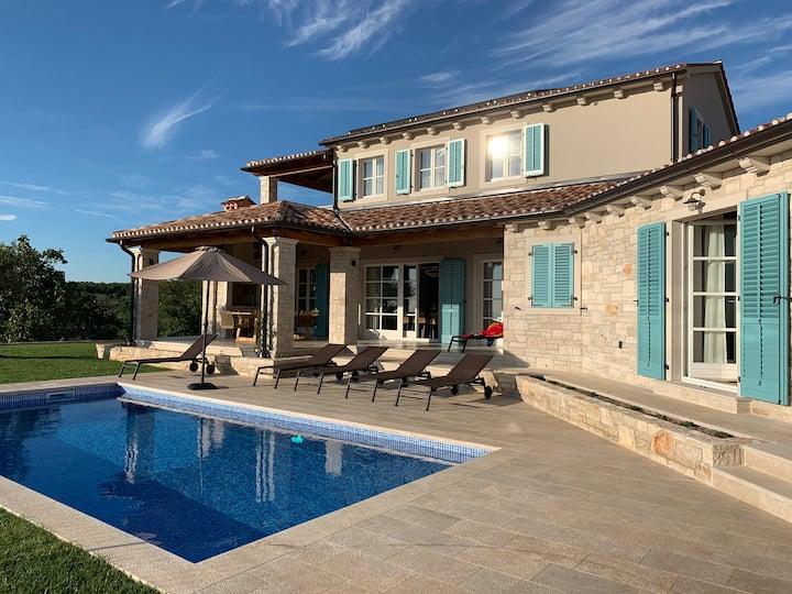 Vila Julia Luxury villa with extravagant sea view