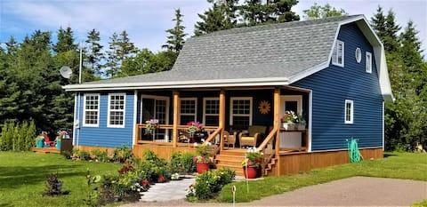 Geräumiges renoviertes ganzjähriges Cottage in Cavendish
