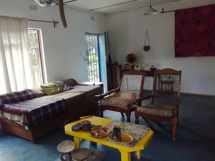 Rain Tree Cottage-A room in a home -River view