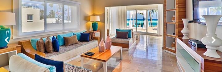 Presidential Suite Punta Cana 3 Bedrooms