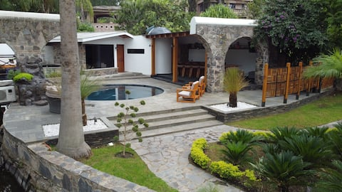 Exclusive residential complex, cottage.