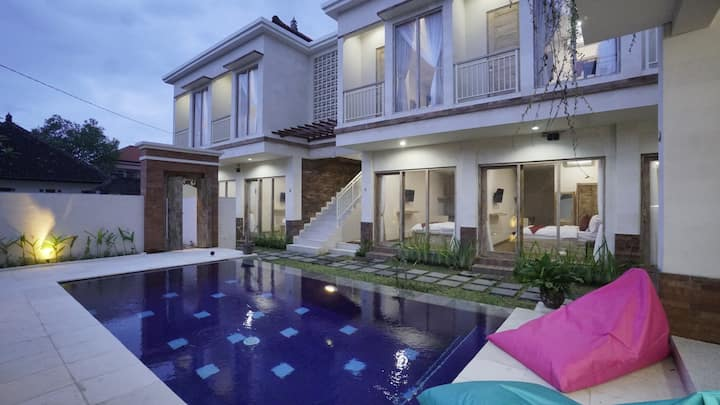 New & cozy apartment in Bali