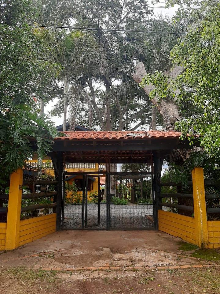 Hostel da Tete em Chapada dos Guimarães