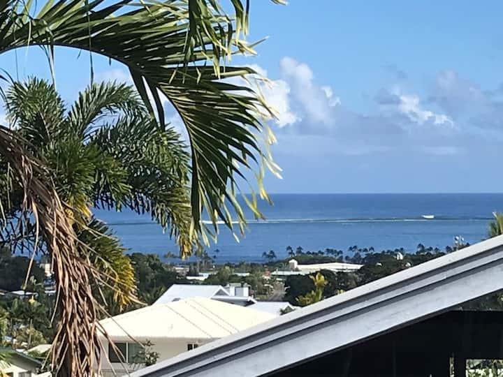 Ocean-View Upper Level Exquisite Home