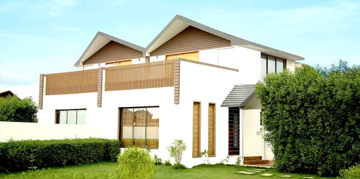 Spacious 3BHK Villa with private pool