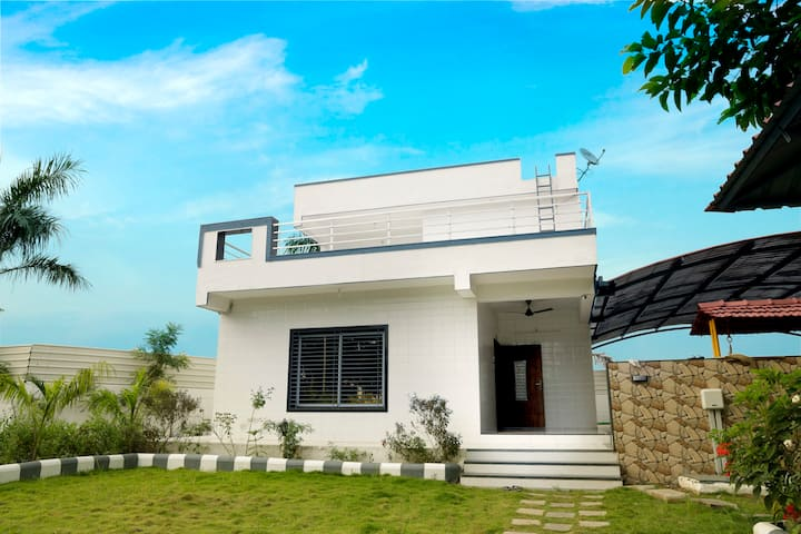Trending 3BHK villa with private pool
